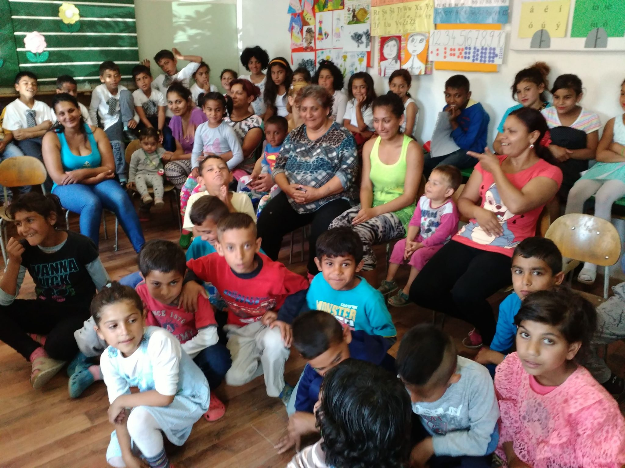 Education of Romani children from marginalized communities: the ...